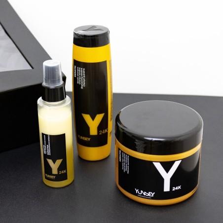 Yunsey Shampooing Neutre Thé Vert 400 Ml