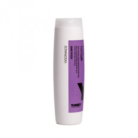 Yunsey Shampoing anti-pelliculaire cheveux secs 250 ml
